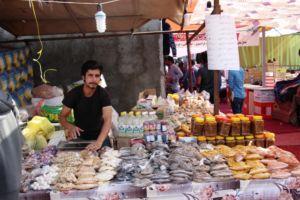 گزارش ویدویی از نمایشگاه عرضه مستقیم کالا در شهر جناح – دی ماه ۹۶