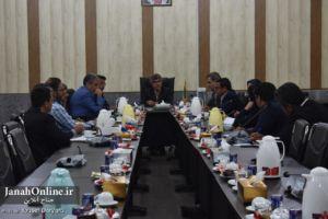 برگزاری جلسه شورای نظام مهندسی کشاورزی و منابع طبیعی استان هرمزگان در شهر جناح
