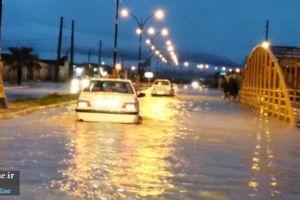 آرشیو ویدیوهای ارسالی به جناح آنلاین طی باران ۲۶ آذر ۹۸