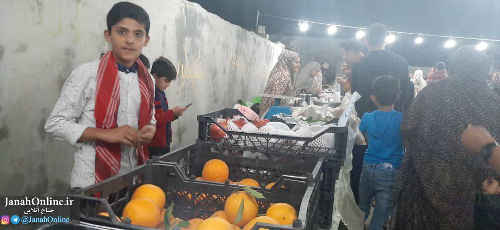 جشنواره بوم با شور و نشاط خاصی در روستای کنارزرد برگزار شد