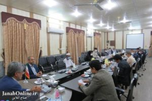 جلسه کمیته مقابله با کرونا جناح با حضور فرماندار شهرستان برگزار شد