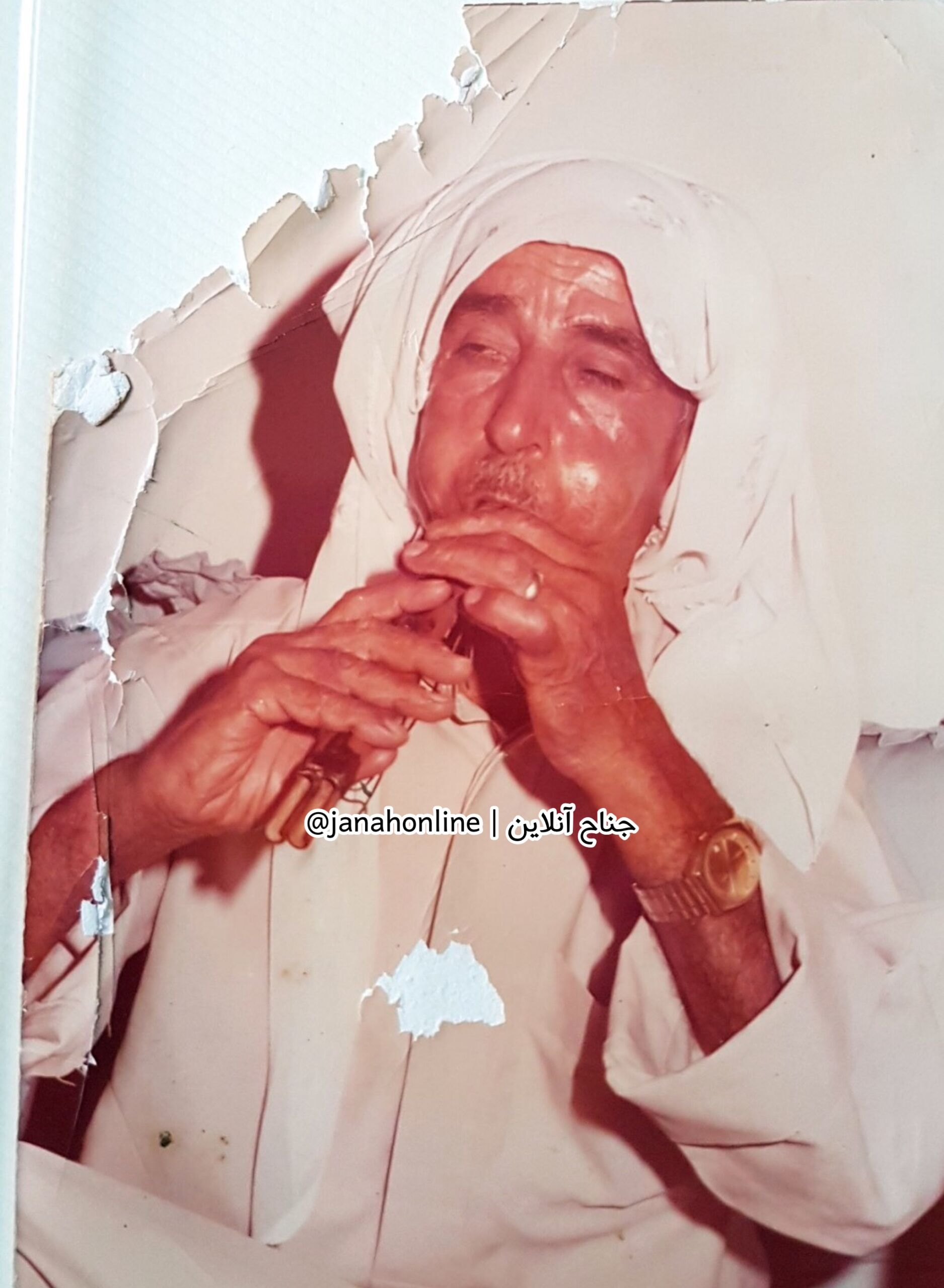 صدای جفتی یوسف محمدحسین، دل مرده را زنده می کرد!