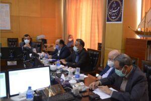از تکمیل راه خور جناح تا ۳ درصد مناطق نفتی هرمزگان در جلسه کمیسیون عمران مجلس با وزیر نفت