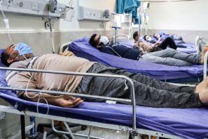 پرسشی از کسانی که [احتمالا] این روزها از ازدحام در بیمارستان بستک لذت می برند