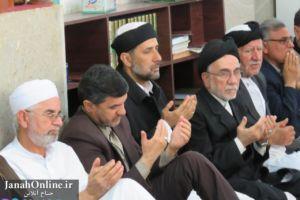 مراسم ختم بخش مرحوم آقا سیدمحمدعقیل قتالی برگزار شد