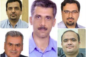 اعضای شورای اسلامی دوره ششم شهر جناح مشخص شدند